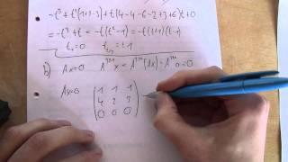 Mathematik - Klausur (für Informatiker) - Aufgabe 1