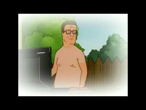 Nancy king of the hill naked