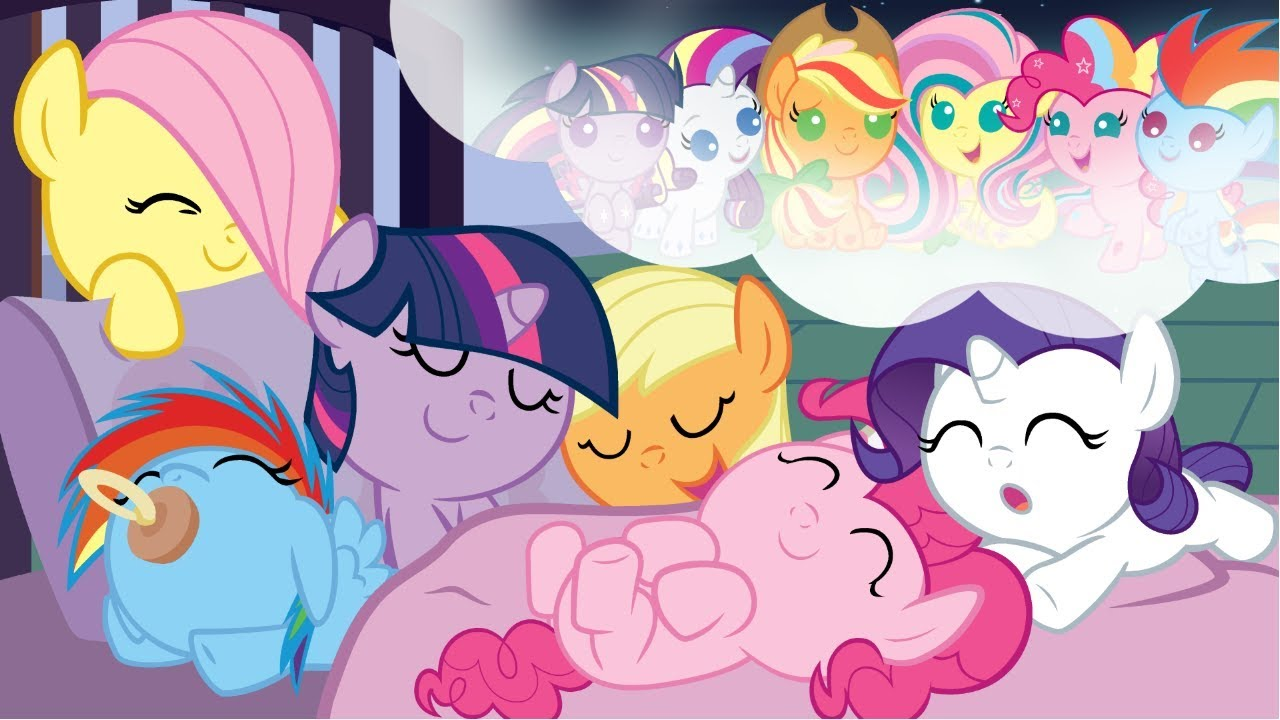 - GIANT MLP Cute Baby Animation And Comic Dub Compilation - YouTube