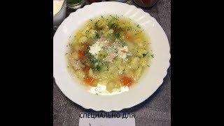 Суп с картофельными клецками: рецепт от Foodman.club