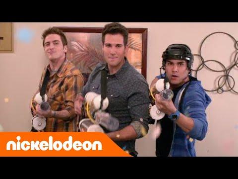 Big Time Rush | Confetti Falling nella Giornata degli Scherzi | Nickelodeon Italia