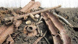 Фильм 29 Раскопки в полях Второй Мировой Войны/Film 29 Excavation in fields of World War II