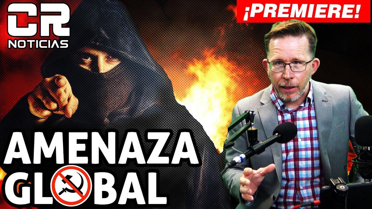 Comunistas: una amenaza mundial - Alexander Martínez - CoronaVirus:- Nuevo Tratamiento - CR Noticias
