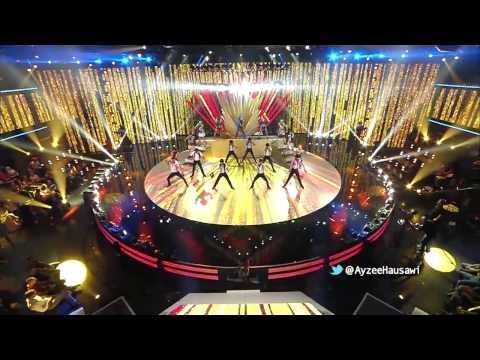 MBC The X Factor - حمزة هوساوي - Bad- العروض المباشرة