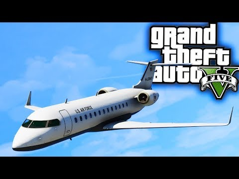 Jet Delivery! - GTA 5 Real Hood Life 2 - Day 39