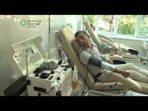 Стать донорами костного мозга теперь смогут и вологжане