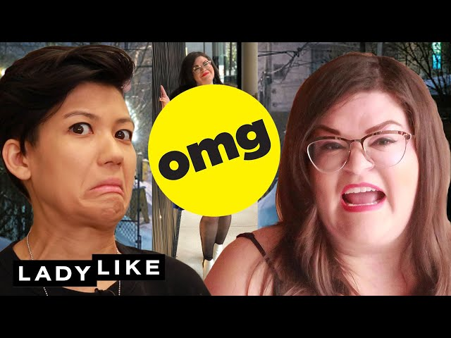 Kristin Goes To Montreal With No Clothes • Ladylike