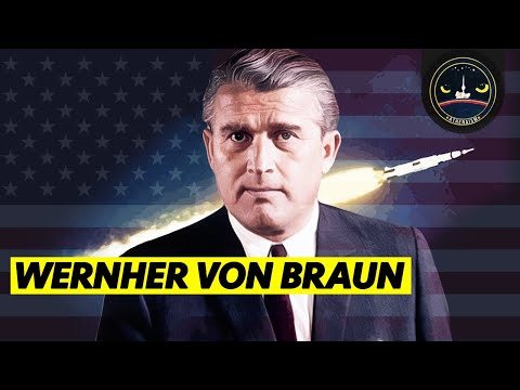 How A Nazi Rocket Engineer Made Space Travel A Thing