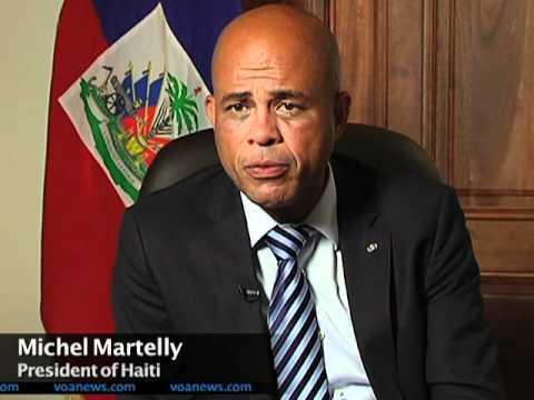 Haiti Rebuilds Slowly Under New Government, Prime Minister