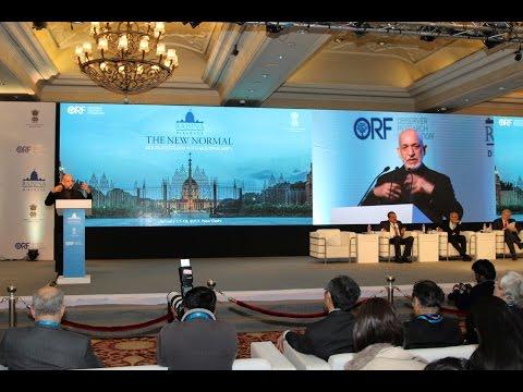 Hamid Karzai's Speech at 2nd Raisina Dialogue India
