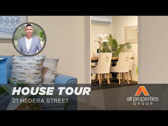 HOUSE TOUR   21 hedera Street Regents Park   CHRIS GILMOUR / DERRICK WILLIAMS