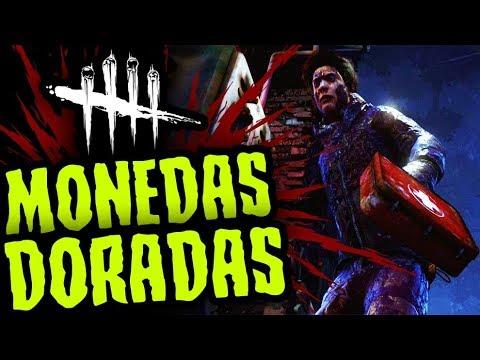 DEAD BY DAYLIGHT - MONEDAS DORADAS THE HOWLING GROUNDS - GAMEPLAY ESPAÑOL