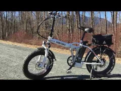 First ride - Voltbike mariner