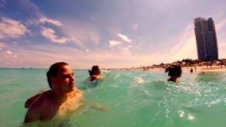 GoPro Spring Break: Miami Beach (1080p)