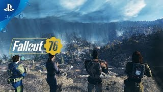 Fallout 76 – You Will Emerge! Introduction to Multiplayer Gameplay Video   PS4