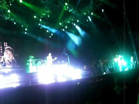 The Zoo -Scorpions Colombia-