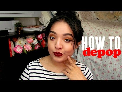 HOW TO: DEPOP | A Complete Guide on Buying & Selling (+tips!) ♡ Cherie Jo