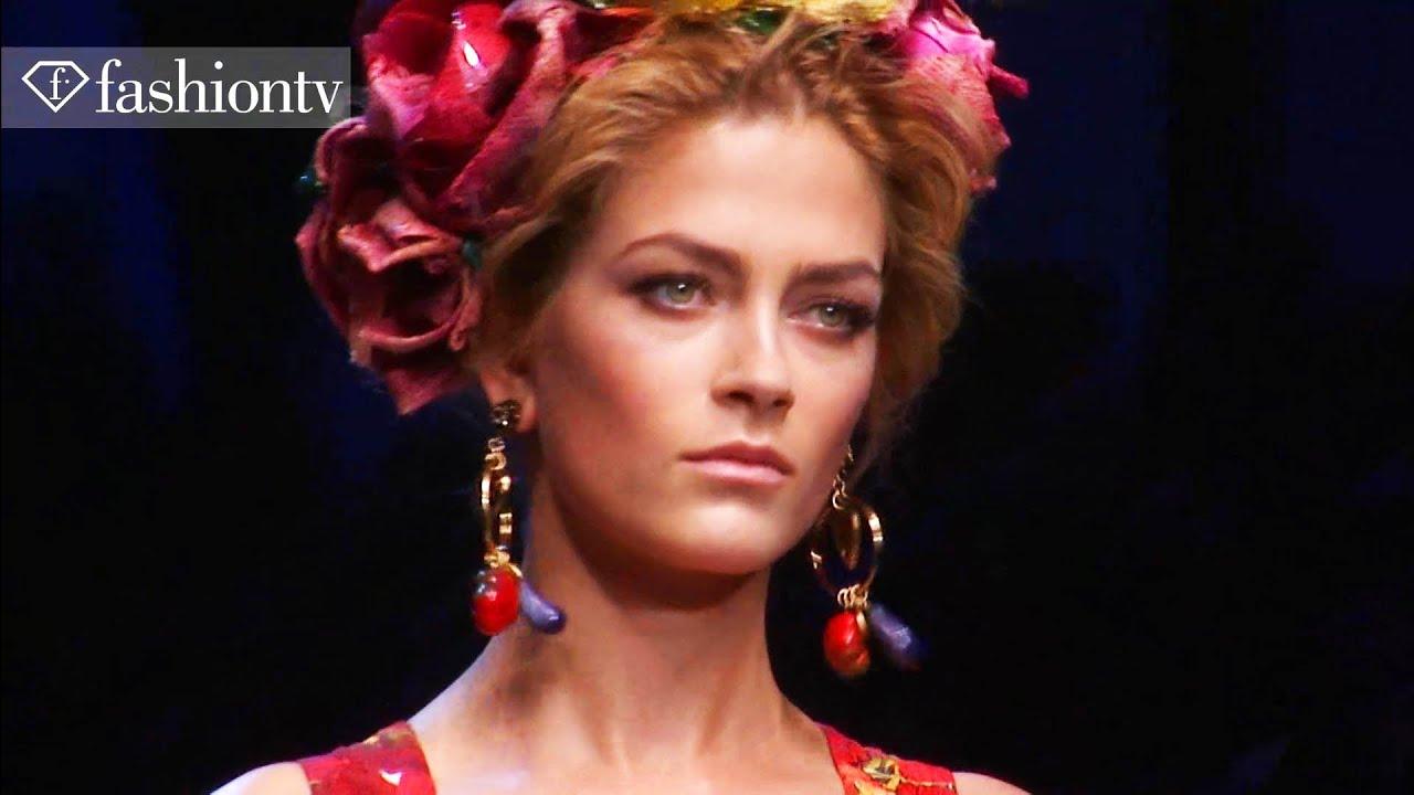 Dolce & Gabbana Full Runway Show