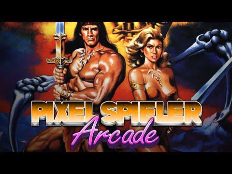 WARRIOR BLADE: Rastan Saga Episode III [Pixelspieler Arcade] ウォリアーブレード