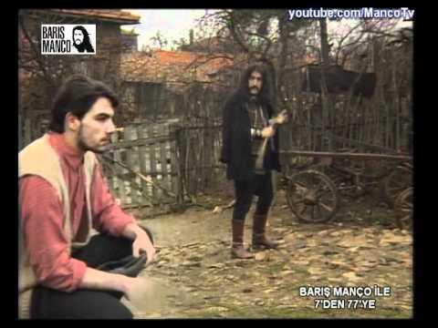 Barış Manço : Osman Klip HD