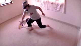 Dog cotrol ~ Frisbee dog tricks thumbnail