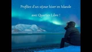 Voyages et circuits hiver en Islande - Quartier Libre