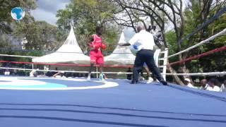 National Boxing championships held in Nakuru
