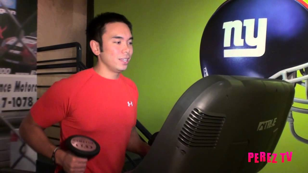 Working Out With Weights On The Treadmill! - YouTube
