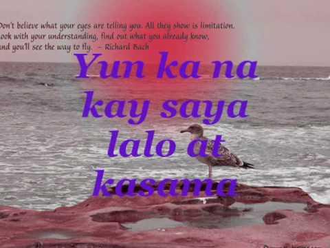 "☺☺♥♥♥ "" Yun Ka "" w/ Lyrics by Willie Revillame ♥♥♥☺☺"