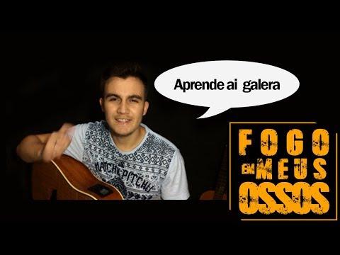 Video-Aula (fogo em meus ossos) Alessandro Vilas Boas