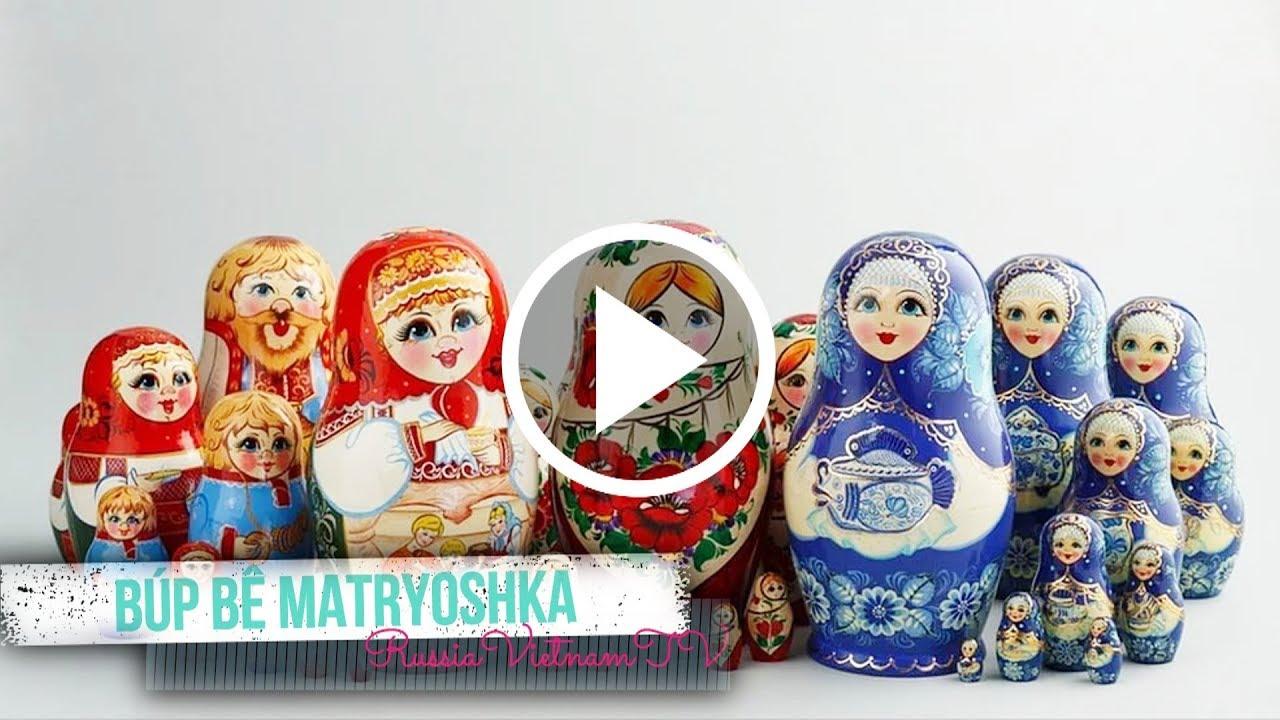 Biểu tượng của nền văn hóa nước Nga.