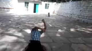 Pedda Puli Awesome Dance By Peddu in Telangana Style!!!!!