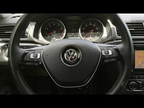 Used 2016 Volkswagen Passat Dallas TX Garland, TX #P8060V