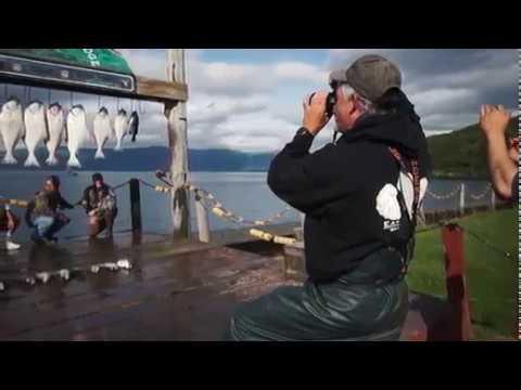 Larsen Bay Lodge in Kodiak Island, Alaska