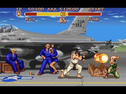 ADG Episode 223 - Street Fighter II