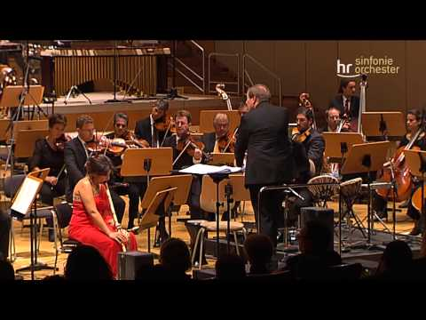 Fazıl Say: Hezarfen ∙ hr-Sinfonieorchester ∙ Burcu Karadağ ∙ Howard Griffiths