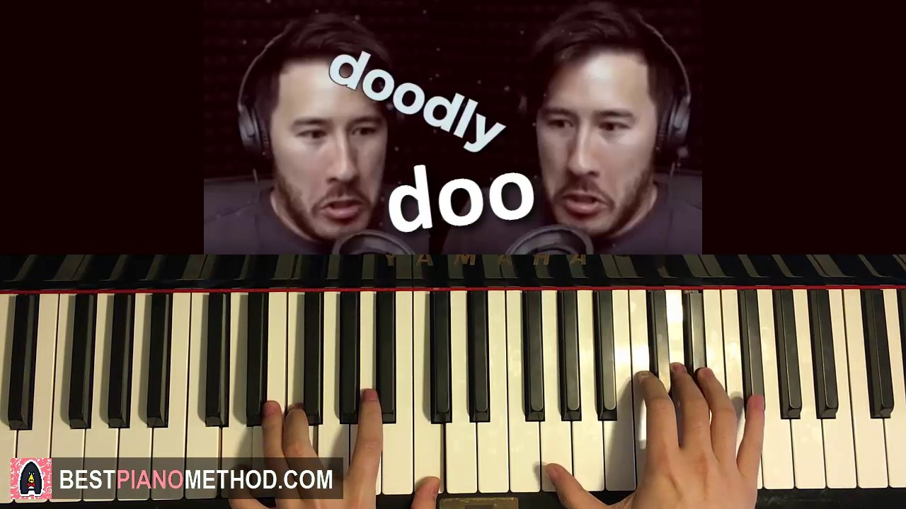 Markiplier doodly doo piano cover by amosdoll youtube for Doodly free