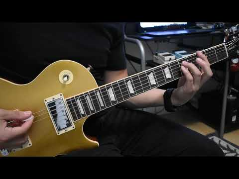 Slow Grind by Slash Guitar Lesson