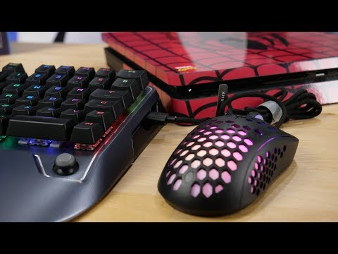 console-gaming-w/-keyboard-&-mouse!-|-gamesir-vx2-setup-&-review