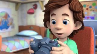 Фиксики - Фотоаппарат | Познавательные мультики для детей, школьников