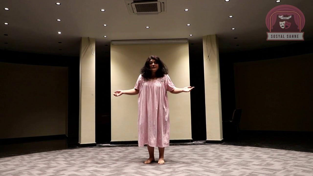 Üyemiz Eda Nur Avcı'nın Lady Macbeth Monologu   ASBÜ Sosyal Sahne