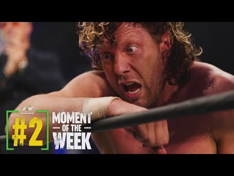 Was Matt Sydal able to Defeat the AEW World Champion Kenny Omega? | AEW Dynamite, 3/24/21