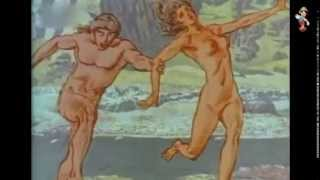 Дафна  Древнегреческий миф  Эротический мульт