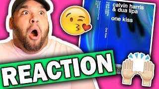 Download Lagu Calvin Harris, Dua Lipa - One Kiss [REACTION] Mp3