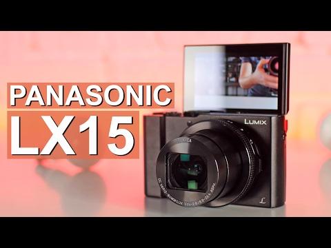 Panasonic LX15 - САМЫЙ СВЕТОСИЛЬНЫЙ ОБЪЕКТИВ среди компактных камер