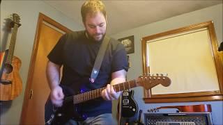 Blink 182 - Roller Coaster Guitar Cover