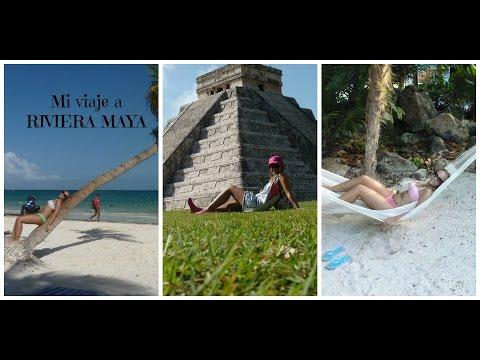 ♥ Mi viaje a RIVIERA MAYA + COMPRAS ♥