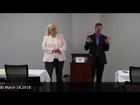 UM-Flint Champions Early Childhood Education 3/18/18