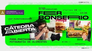 Cátedra Abierta - Fer Bonserio (Taller de Fotografía de Comunicación Social)