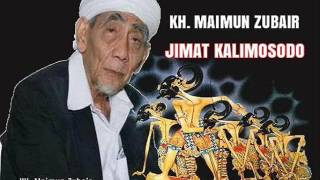KH Maimun Zubair - Jimat Kalimosodo